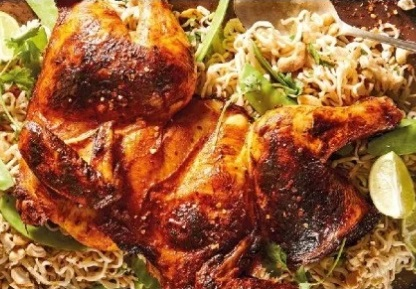 Thai Chicken with Noodles