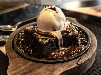 Chocolate Lava Pudding